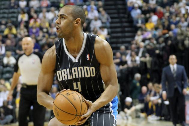 Magic Guard, Arron Afflalo Suffers Hamstring Injury