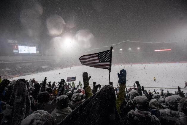 USMNT: Beating Costa Rica in the Blizzard Match Will Live on in History