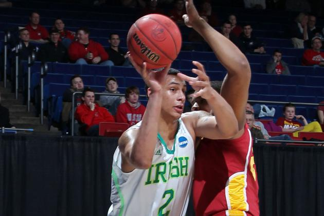 Second Round: Cyclones Blow Away Irish