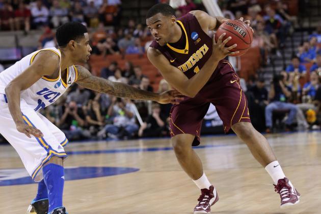 Second Round: Minnesota Knocks off UCLA