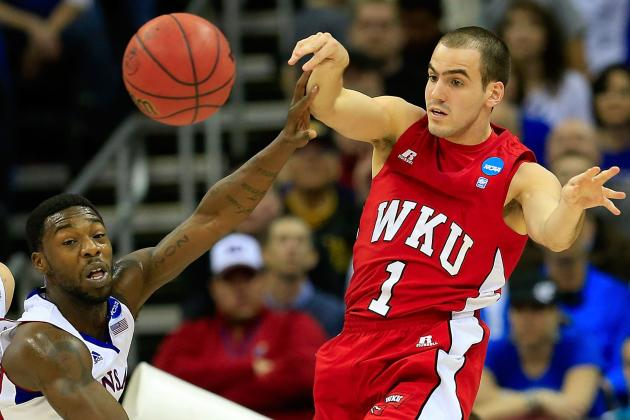 Second Round: Kansas fends off Western Kentucky - March Madness Video Hub