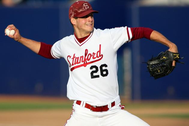 2013 MLB Draft: Scouting Top Overall Prospect Mark Appel
