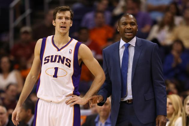 Suns Get Blown out by T-Wolves