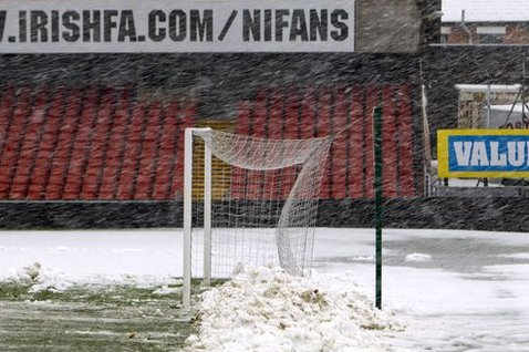 NI V Russia Match Postponed Again