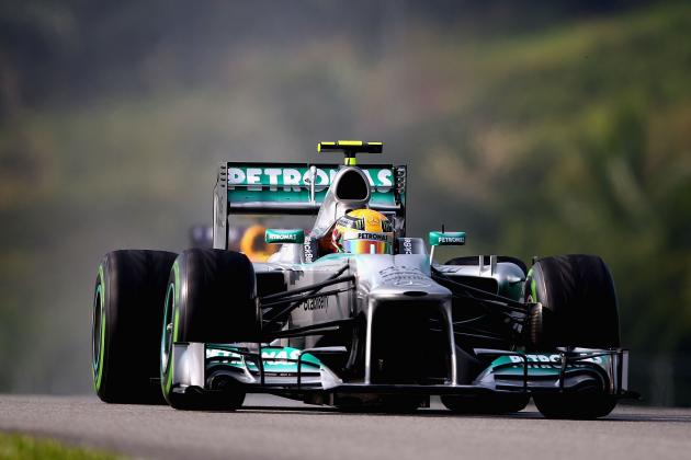 Hamilton 'Pretty Happy'