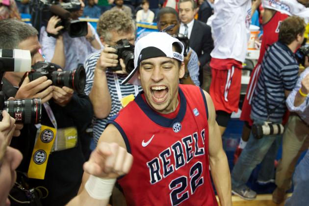 Ole Miss, SEC PG Marshall Henderson: Best Thing to Happen to NCAA Tournament