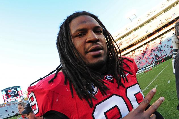 Is Jarvis Jones the Next Terrell Suggs?