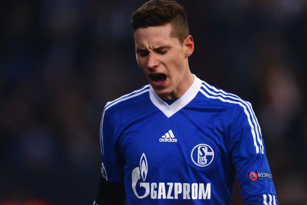 Draxler: I Feel Honoured That Inter Follow Me