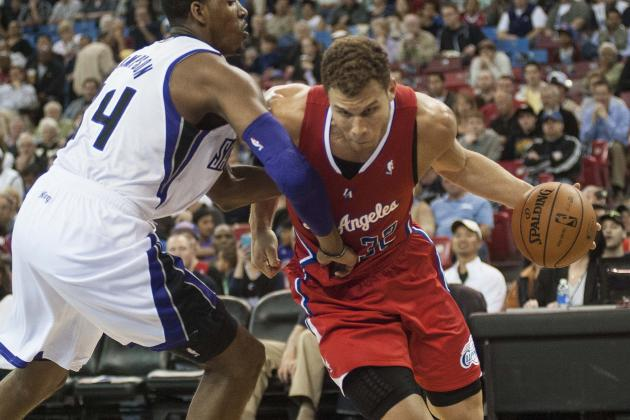 Blake Griffin Says Clippers Change Defensive Principles 'Every Single Game'