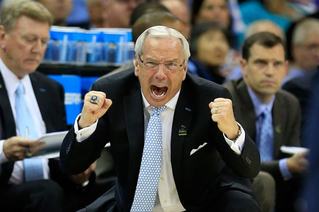 Coach Roy Williams Pushes Right Buttons for UNC Tar Heels