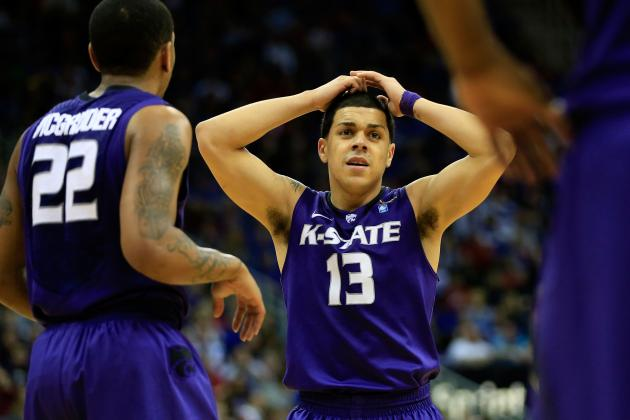 K-State's Rodriguez Struggles in Two-Point Performance