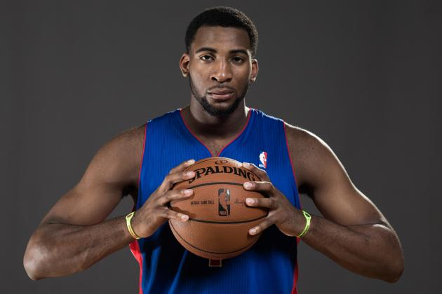 Detroit Pistons Andre Drummond: Team's Best Player at Age 19