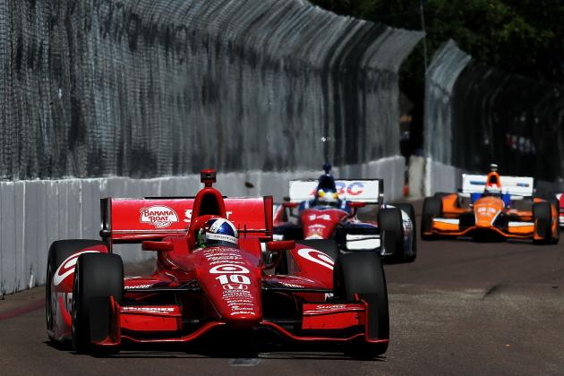Honda Grand Prix of St. Petersburg 2013: Start Time, Lineup, TV Schedule, More