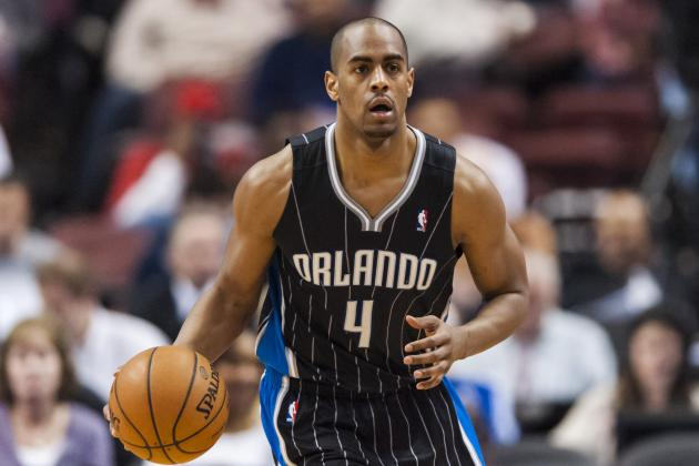Arron Afflalo Will Miss the Rest of the Orlando Magic's Season