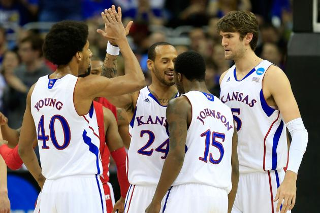 Kansas vs. UNC: Game Time, TV Schedule, Spread Info and Predictions