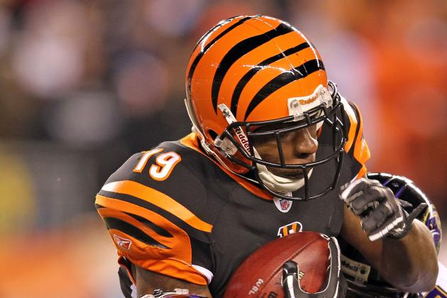 Bengals Bring Back Brandon Tate