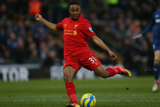 Brendan Rodgers Kid Gloves Approach Has Helped Raheem Sterling