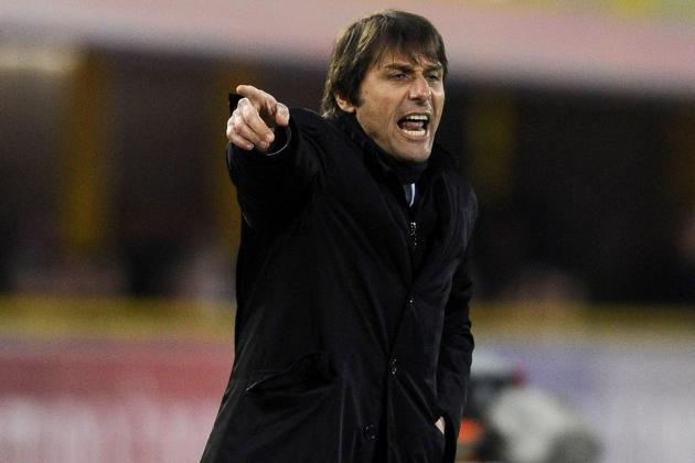 Juventus: Is Antonio Conte Contemplating Another Tactical Change?