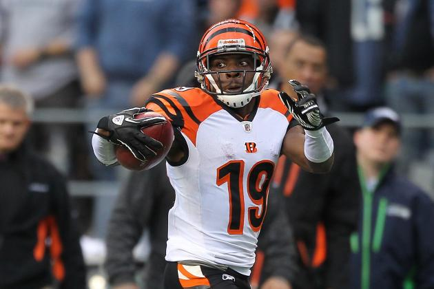 Bengals Bringing Back Brandon Tate