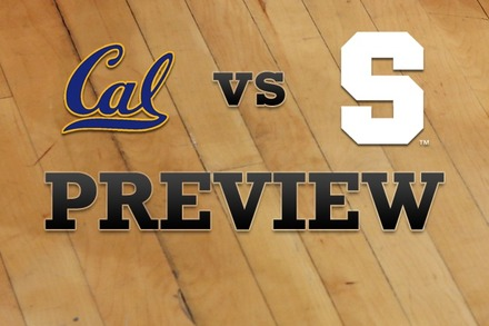 California vs. Syracuse: Full Game Preview