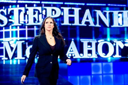 WWE News: Stephanie McMahon to Be in Triple H's Corner at WrestleMania?