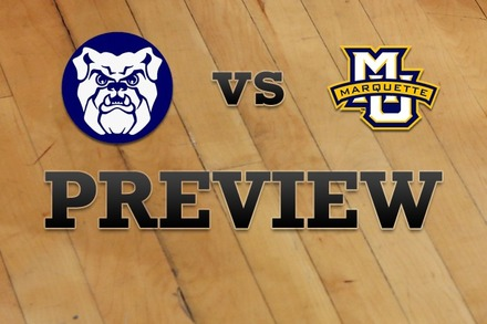 Butler vs. Marquette: Full Game Preview