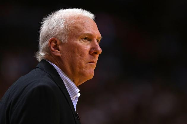 A Systematic Timeline of Gregg Popovich's Road to 900 Wins