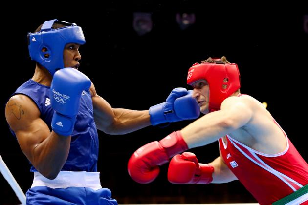 Olympic Boxing Rule Changes