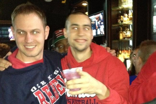 Here Are Some Photos of Marshall Henderson out Drinking After Yesterday's Win