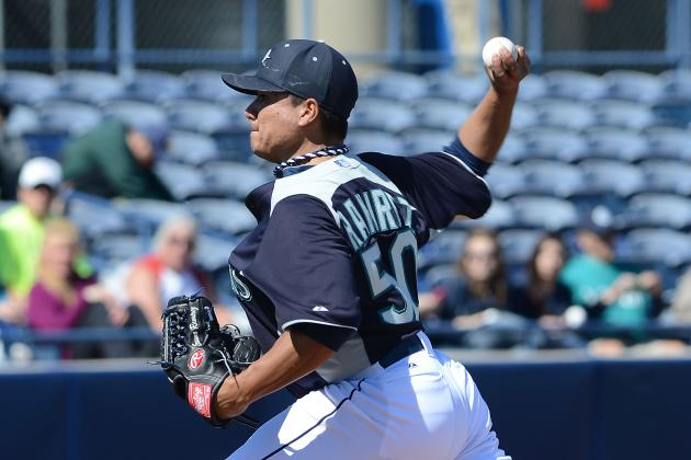 Predicting the Seattle Mariners' Final Starting Rotation