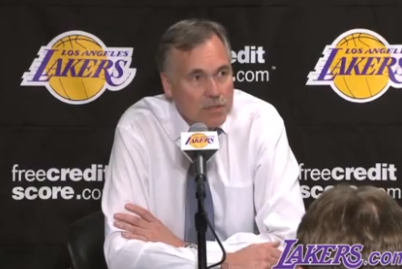 Mike D'Antoni Blasts Lakers After Blowing 18-Point Lead to Wizards