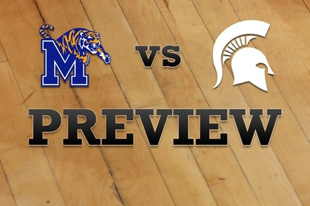 Memphis vs. Michigan State: Full Game Preview