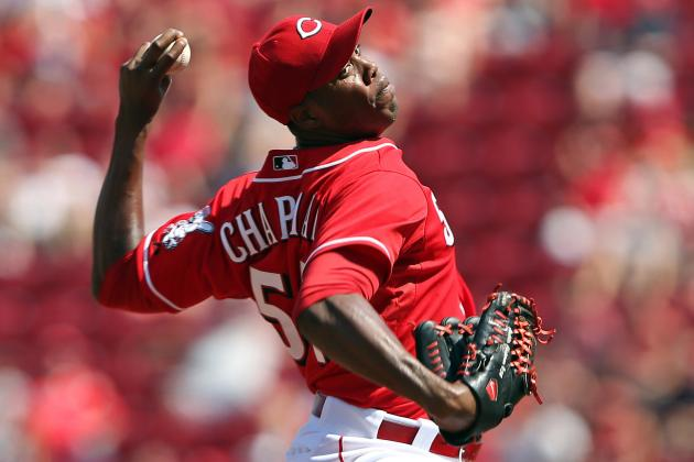 Will Keeping Aroldis Chapman at Closer Strengthen or Damage Reds' Title Hopes?
