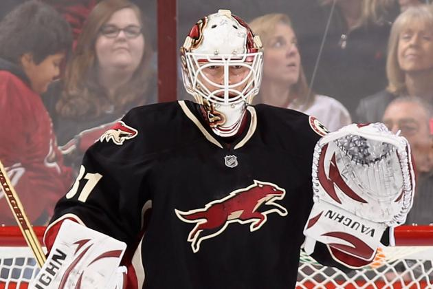 Coyotes Recall C. Johnson from AHL