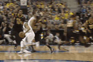 McGary's Screen Destroys VCU Player