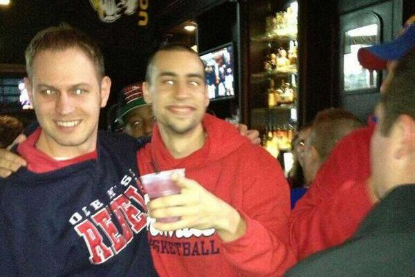 PHOTOS: Marshall Henderson Hits Kansas City Bars During Tourney