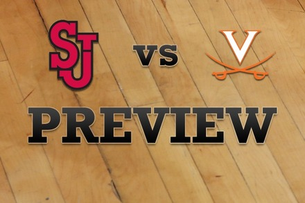 St John's vs. Virginia: Full Game Preview
