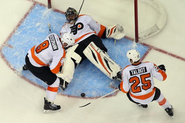 Philadelphia Flyers History Says a Big Change Is on the Way