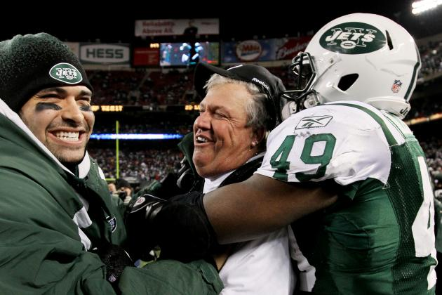 Rex Ryan: Jets Have No Clear-Cut Favorite at Quarterback