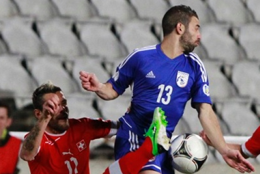 Switzerland Is Wasteful in 0-0 Draw at Cyprus in World Cup Qualifier