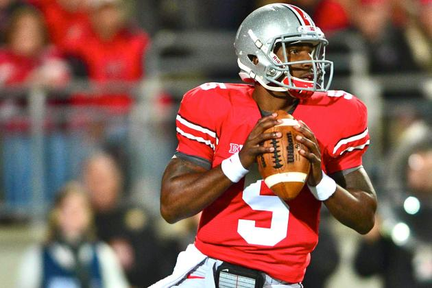 Ohio State Football: Why Braxton Miller Should Be Frontrunner for 2013 Heisman