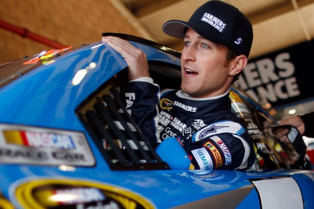 Kasey Kahne Making Up for Slow Start