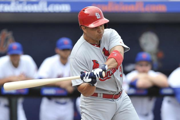 Carlos Beltran Held out of Lineup Today with Toe Injury