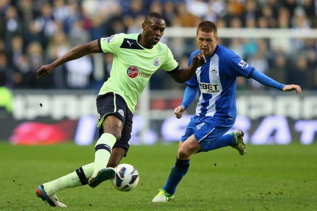 Pardew Open to Extending Ameobi's Contract