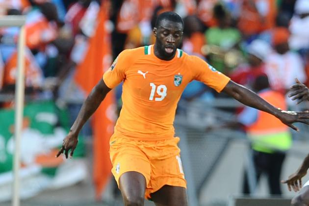 Yaya Toure Scores in Ivory Coast's Win over Gambia