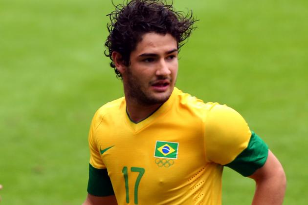 Pato to Be Called Up for Brazil's Friendly with Bolivia