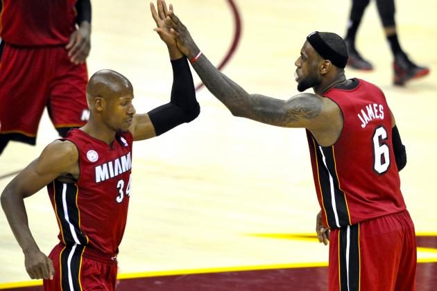 Breaking Down the Best Crunch-Time Lineup for Miami Heat