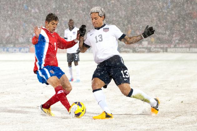 Costa Rica Will Reportedly File Protest on Inclement World Cup Qualifier Weather