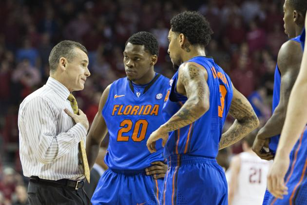 Bracket Gods Shine Down on the Gators, Again