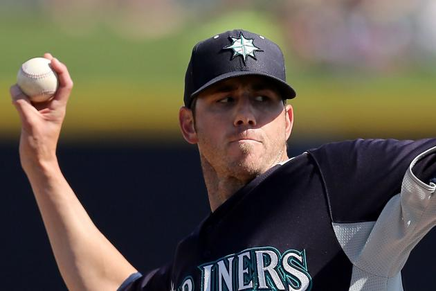 Mariners Release Jon Garland, Mike Jacobs